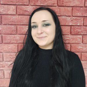 Sylwia-lektorka angielskiego
