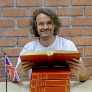 Geoff-lektor angielskiego